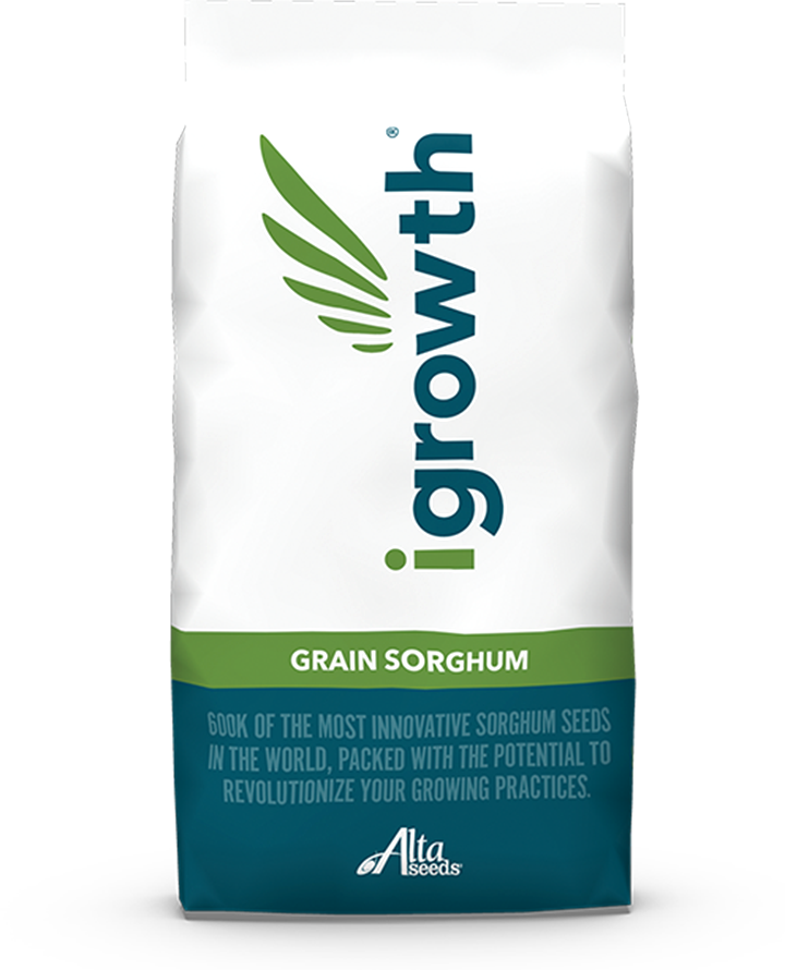 igrowth® non-GMO | Herbicide-Resistant Sorghum Seed Bag from Alta Seeds®
